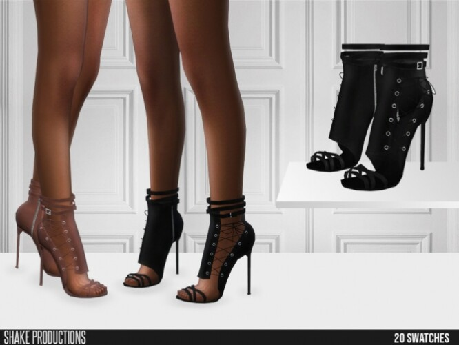 552 High Heels by ShakeProductions