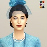 Queen of Blue Hat