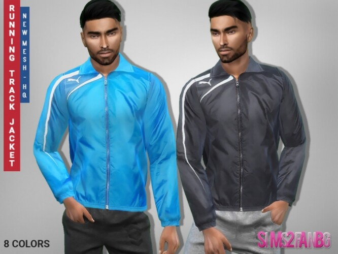 311 Running Track Jacket by sims2fanbg
