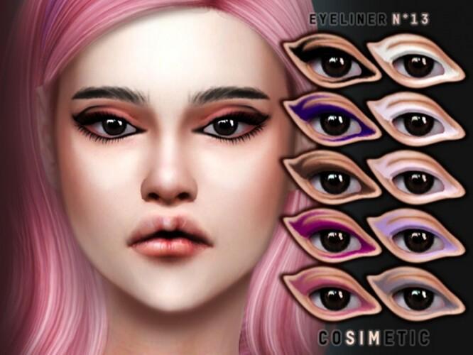 Eyeliner N13 by cosimetic