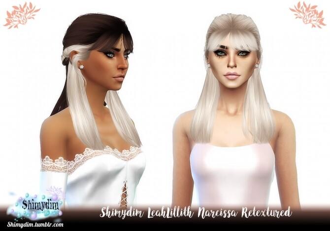 LeahLillith Narcissa Hair Retexture