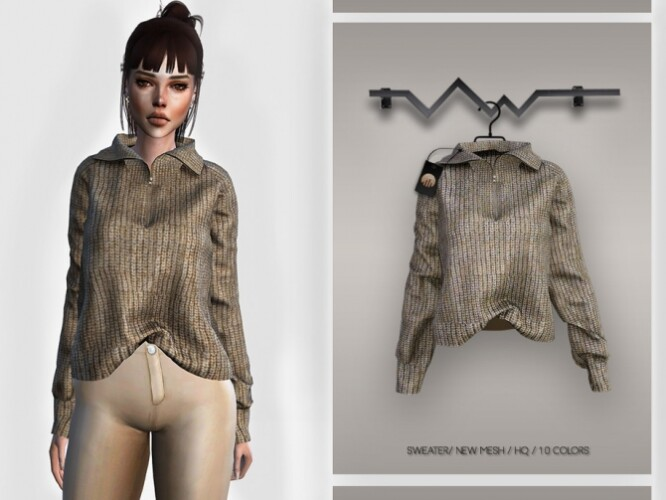 Sweater BD361 by busra-tr