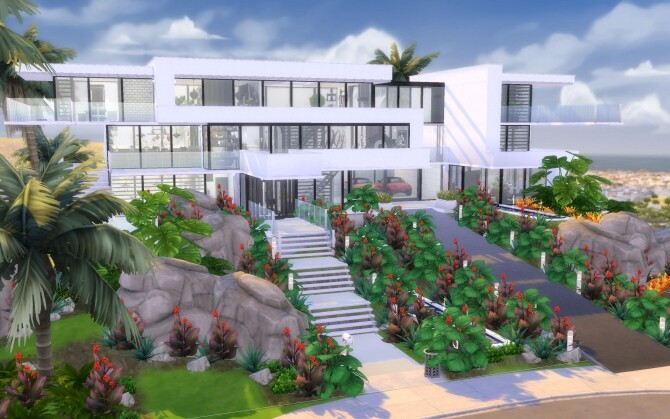 Valley Views home by alexiasi at Mod The Sims image 1655 670x419 Sims 4 Updates