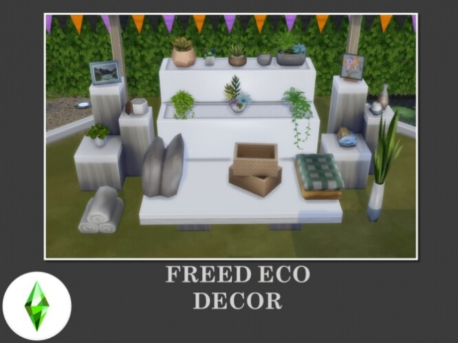 Freed Eco Decor by Teknikah