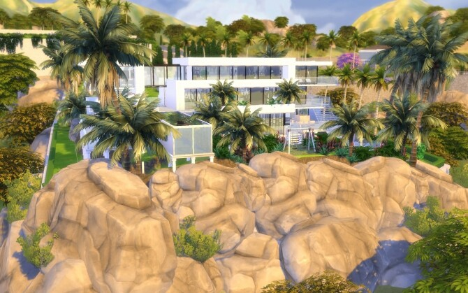 Valley Views home by alexiasi at Mod The Sims image 1665 670x419 Sims 4 Updates