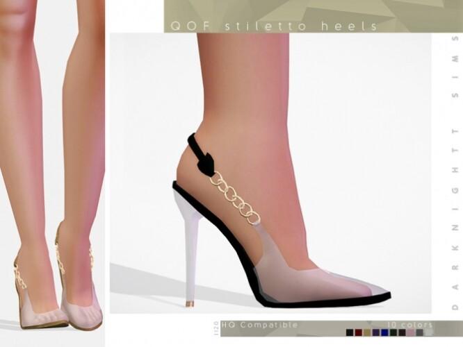 QOF Stiletto Heels by DarkNighTt