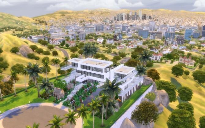 Valley Views ultra modern house by alexiasi