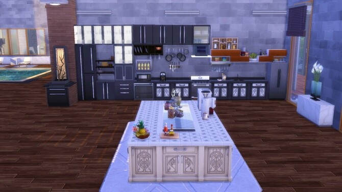 Sims 4 Luxury Villas by gameid245 at Mod The Sims