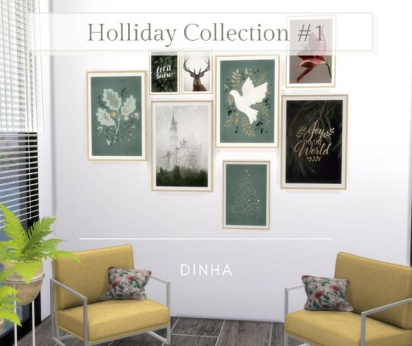 Holliday Collection 1