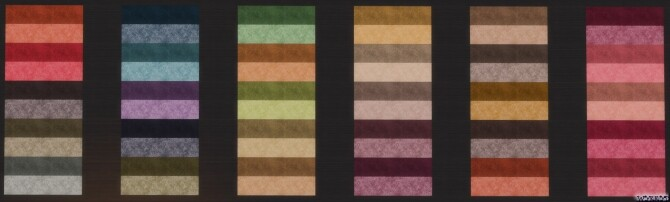 Autumnal Equinox Plush Lux Carpet by Wykkyd at Mod The Sims image 1841 670x202 Sims 4 Updates