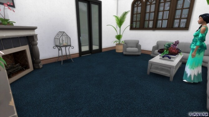 Autumnal Equinox Plush Lux Carpet by Wykkyd at Mod The Sims image 1871 670x377 Sims 4 Updates
