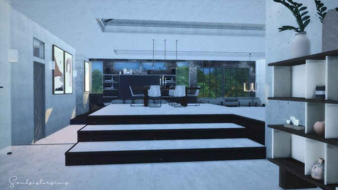 Stormfall   Huge Family Home at SoulSisterSims image 1877 670x377 Sims 4 Updates