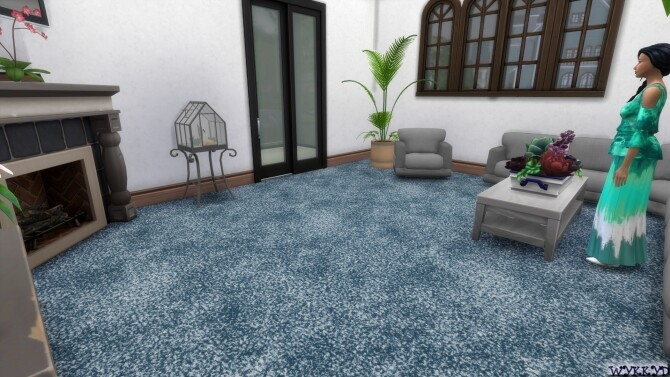 Autumnal Equinox Plush Lux Carpet by Wykkyd at Mod The Sims image 1881 670x377 Sims 4 Updates