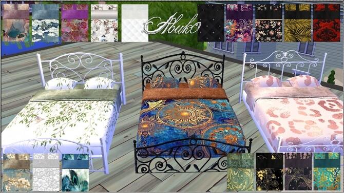 Camas wrought iron beds