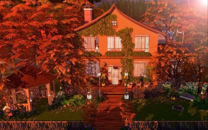 Autumn Cotage