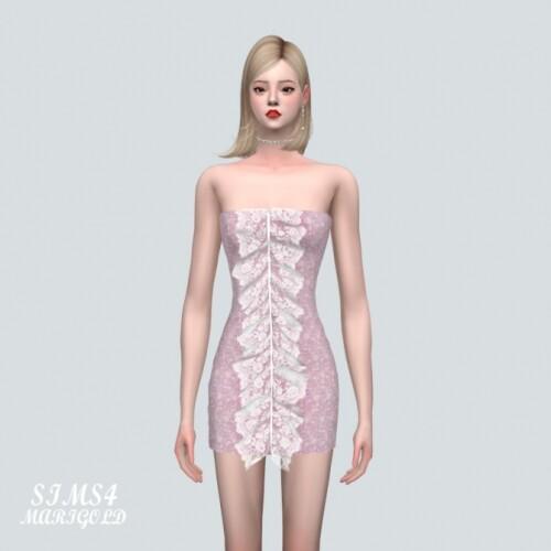 T H Mini Dress