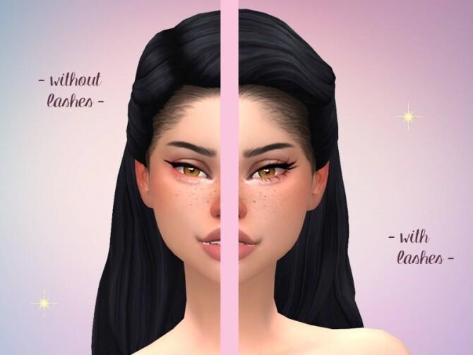 Sims 4 Yasmina Eyeliner by LadySimmer94 at TSR