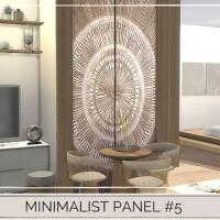 Minimalista Panels