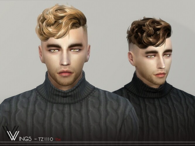 WINGS-TZ1110 hair by wingssims