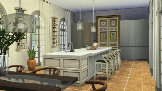 Sims 4 Winden Castle at SimKat Builds