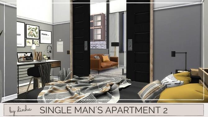 SINGLE MANS APARTMENT 2