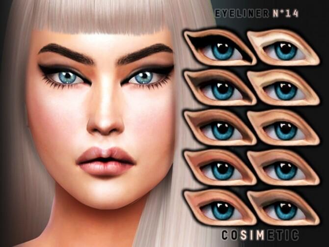 Eyeliner N14 by cosimetic