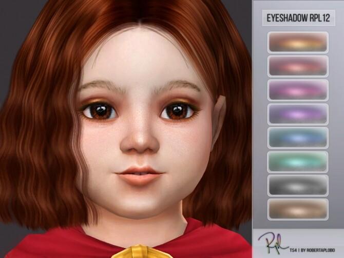 Sims 4 Eyeshadow RPL12 by RobertaPLobo at TSR