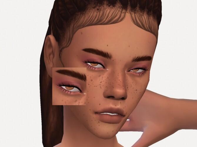 Sims 4 La Lune Eyeshadow by Sagittariah at TSR