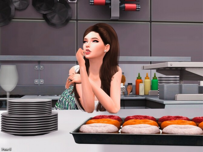 Sims 4 Art Pop Positions Pose Pack by Beto ae0 at TSR
