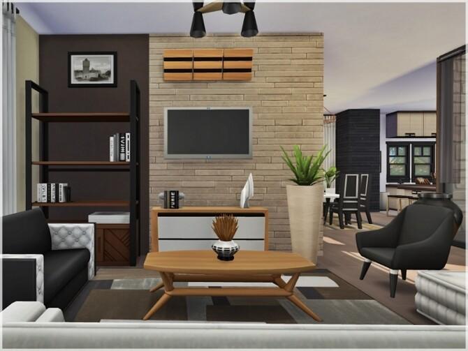Sims 4 Antonio House by Ray Sims at TSR