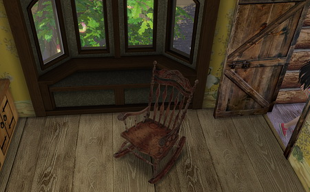 Functional rocking chair by Alikis Nook at Sims 4 Studio image 2171 Sims 4 Updates