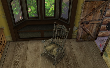 Functional rocking chair by Alikis Nook at Sims 4 Studio image 2181 Sims 4 Updates