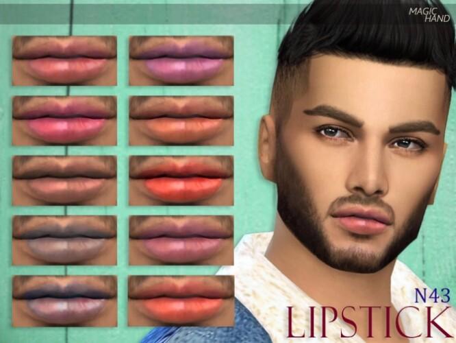 Lipstick N43 by MagicHand