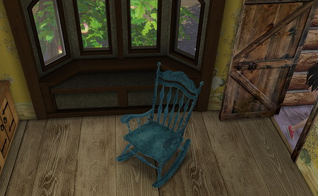 Functional rocking chair by Alikis Nook at Sims 4 Studio image 2191 Sims 4 Updates