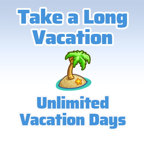 Sims 4 Take a Long Vacation (Unlimited Vacation Days) by ShuSanR at Mod The Sims