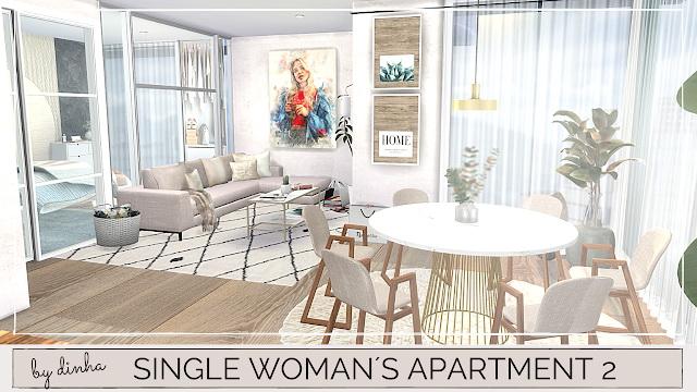 SINGLE WOMANS APARTMENT 2