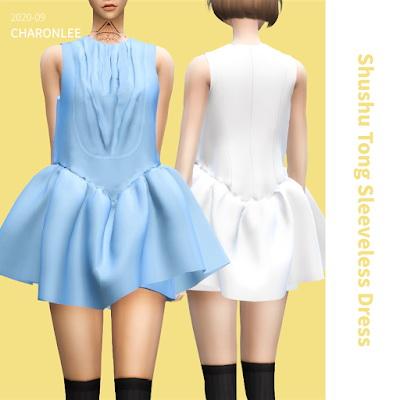Shushu Tong Sleeveless Dress