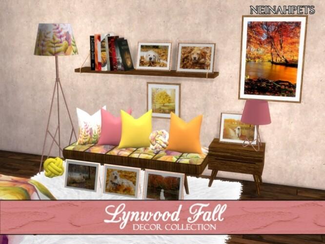 Lynwood Fall Decor by neinahpets