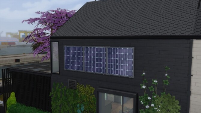 Eco Lifestyle Wall Solar Panel ADD ON by malissaveenstra14
