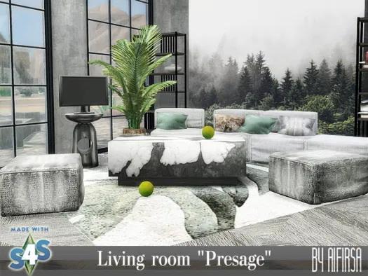 Presage living room