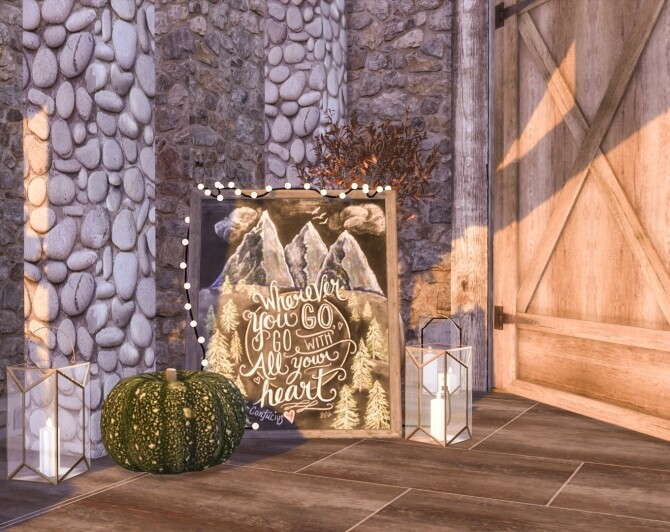 Sims 4 Retail Signs at Ruby's Home Design