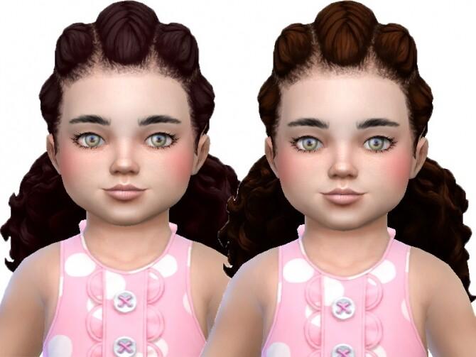 Sims 4 Toddler hair 02 (Seasons) at Trudie55