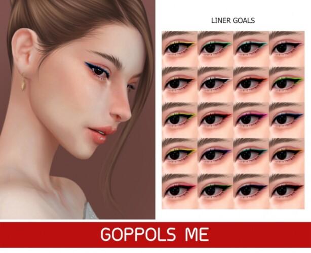 GPME-GOLD LINER GOALS