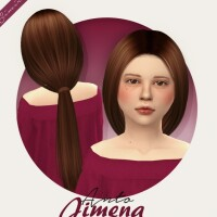Anto Jimena Hair Kids Version