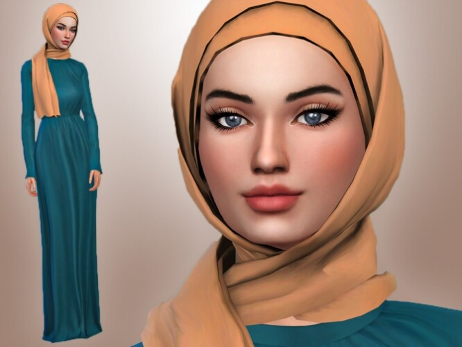 Eman Hussein by Mini Simmer