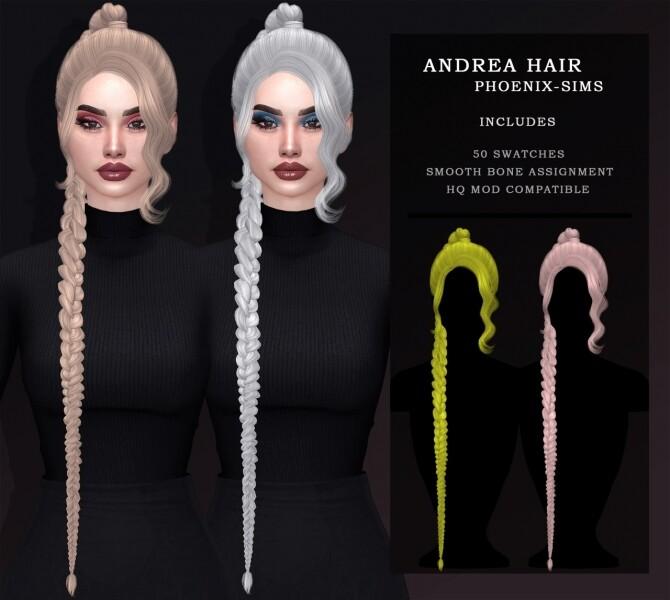 ANDREA LYLAK HAIRS