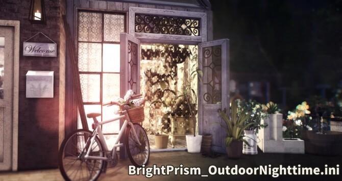 Sims 4 ReShade Presets Bright Prism Set at Haruinosato's CC