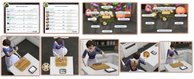 SWEET POTATO AND MARSHMALLOW CASSEROLE at Icemunmun image 2565 670x274 Sims 4 Updates