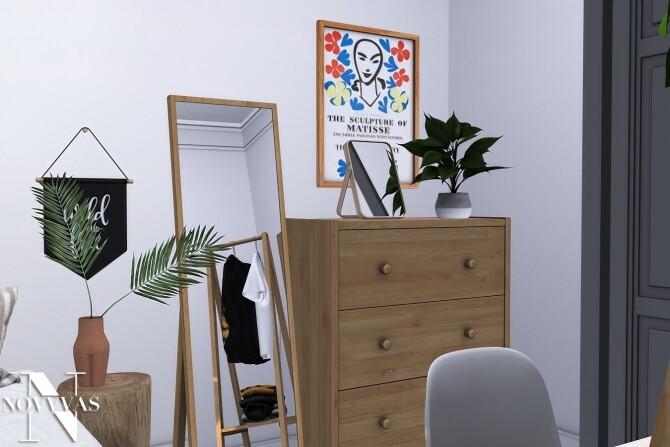 LINHA BEDROOM at Novvvas image 2603 670x447 Sims 4 Updates