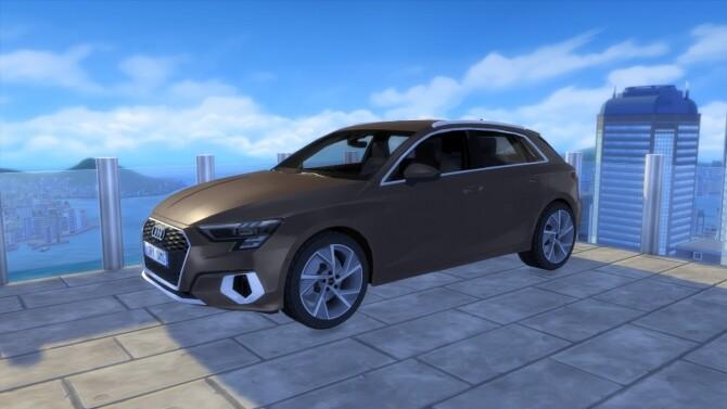 Audi A3 Sportback at LorySims image 2604 670x377 Sims 4 Updates